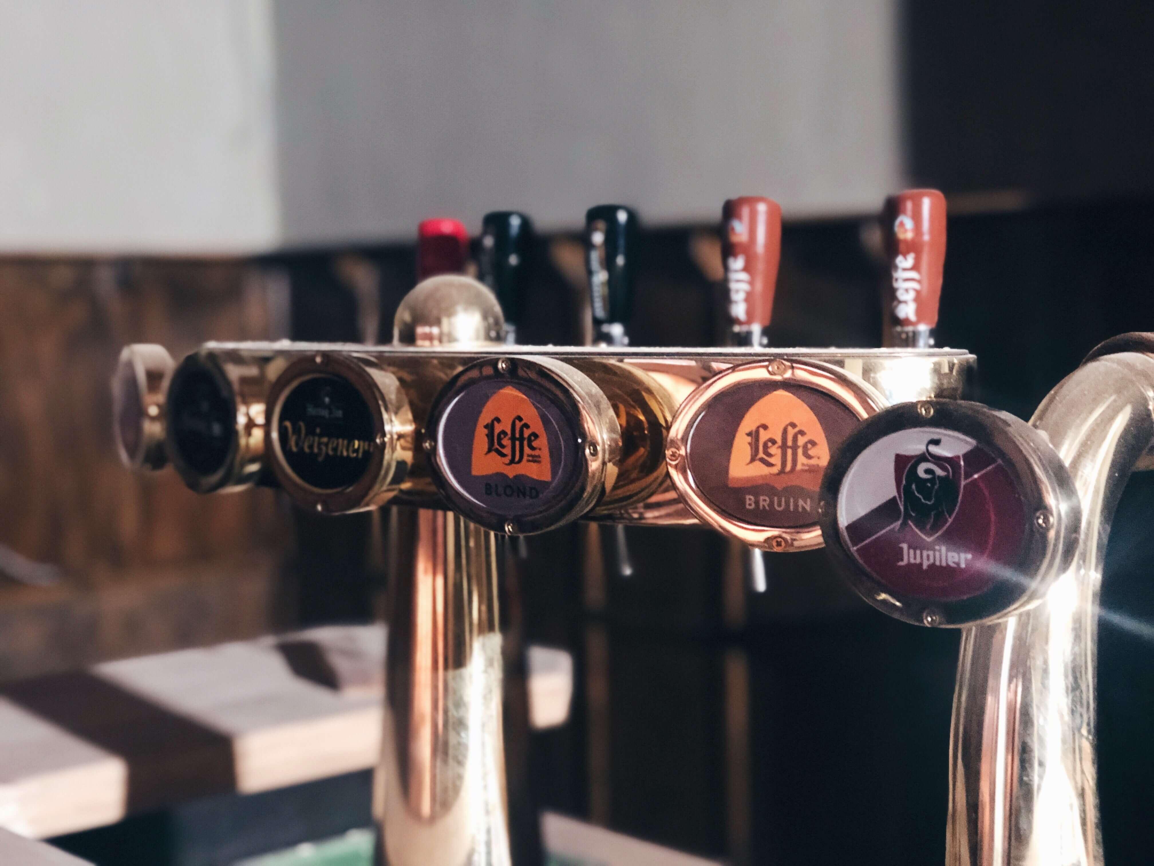 Bieren - Bar15