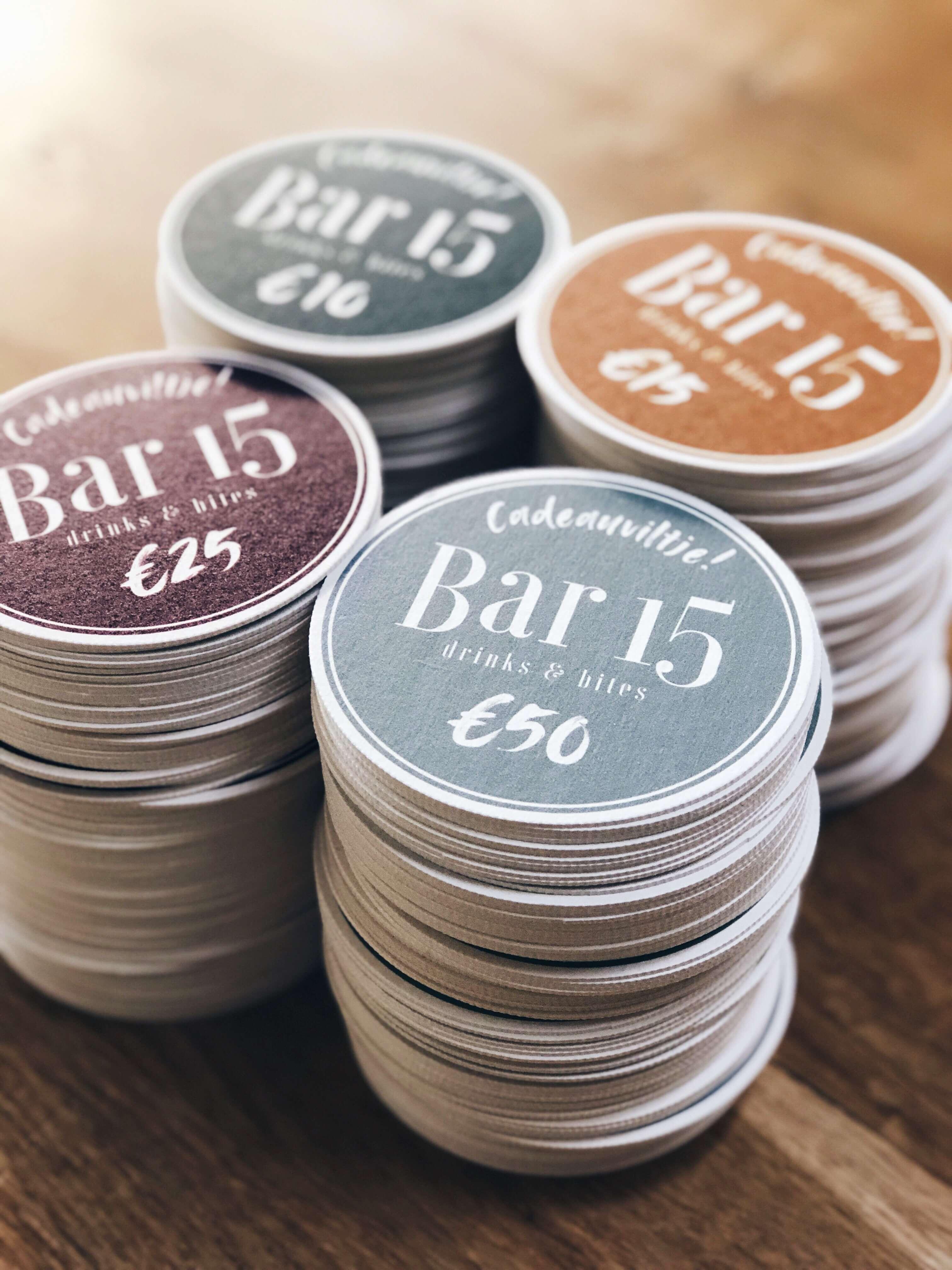 Bar15 Cadeauviltjes